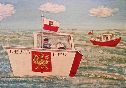 Leaky Leo by Gordon Wendling