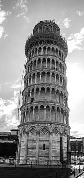 Leaning Tower of Pisa by Steven  Taylor