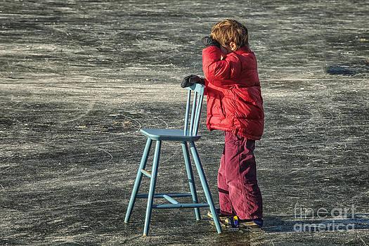 Patricia Hofmeester - Learning to skate