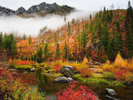 Leavenworth Colors Palette by Dan Mihai