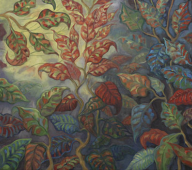 Leaves #2 by Jay Herres