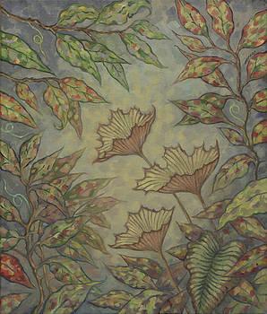 Leaves #7 by Jay Herres