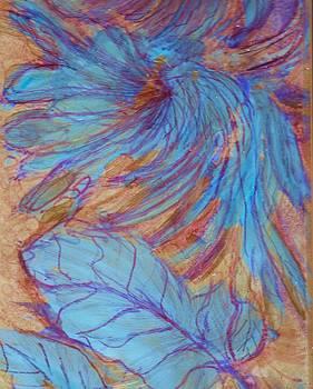 Anne-elizabeth Whiteway - Leaves of Blue