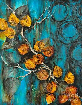 Leaves of Gold by Donna Martin