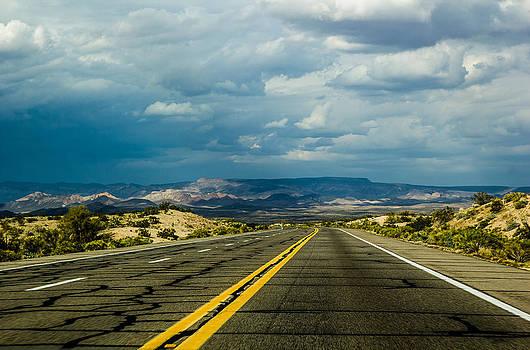 Leaving Arizona by April Reppucci
