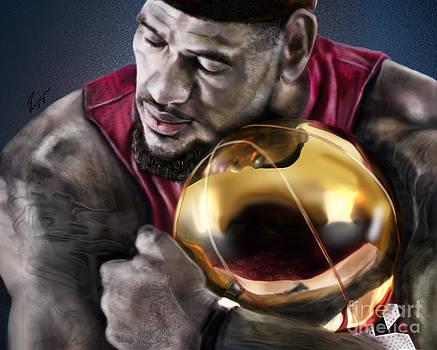 LeBron James - My Way by Reggie Duffie