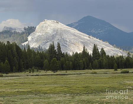 Lembert Dome Yosemite by L J Oakes