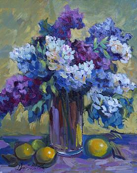 Diane McClary - Lemons and Lilacs