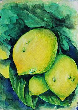 Lemons by Georgia Pistolis