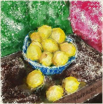 Lemons by Gilberto De Martino
