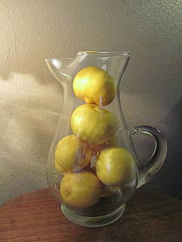 Lemons In Waiting by Donna Jackson