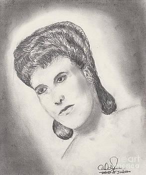 Lena Horne by David Jackson