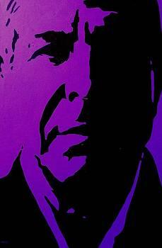 Leonard Cohen by John  Nolan