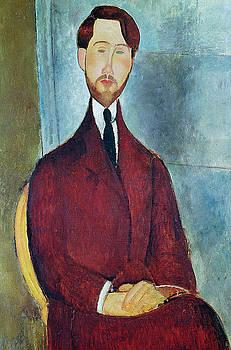 Amedeo Modigliani - Leopold Zborowski