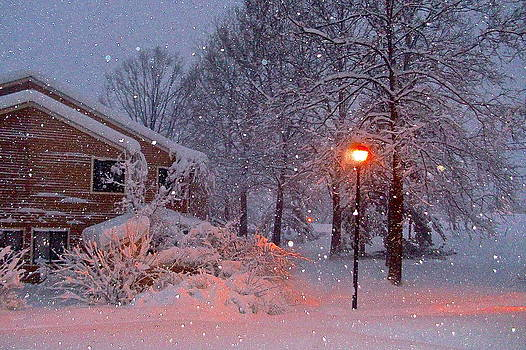Let It Snow and Snow by Bess Yearsley