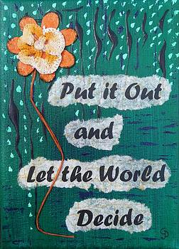 Let The World Decide - 3 by Gillian Pearce