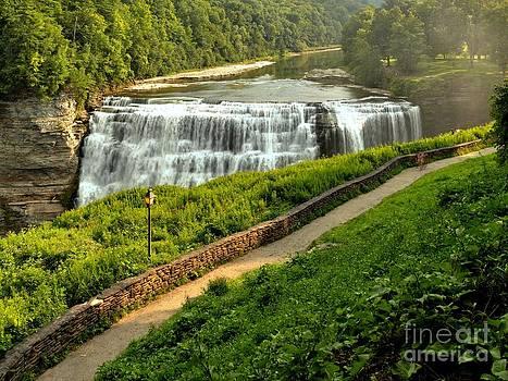 Adam Jewell - Letchworth Middle Falls Walkway