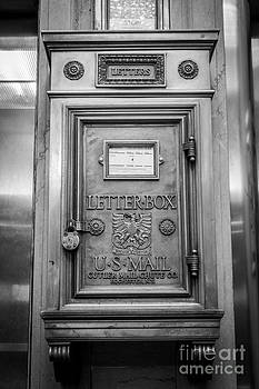 Letterbox by Lee Wellman