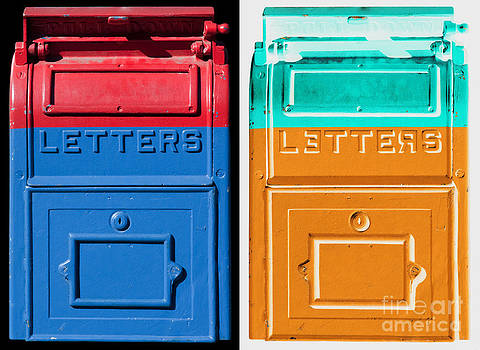Letters Letters by Dan Holm