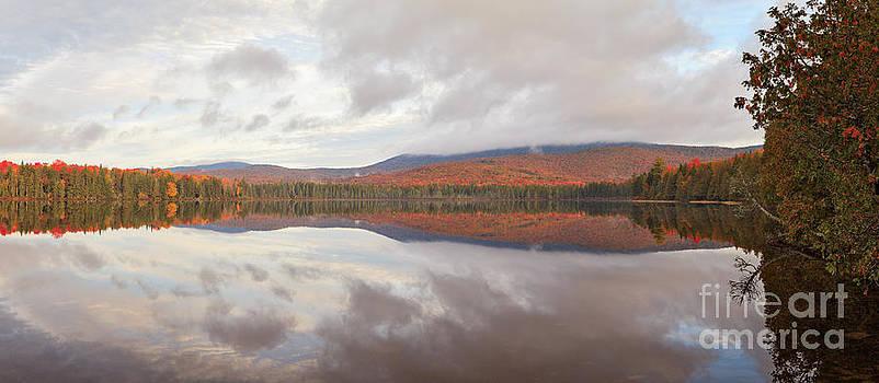 Charles Kozierok - Lewis Pond Panorama