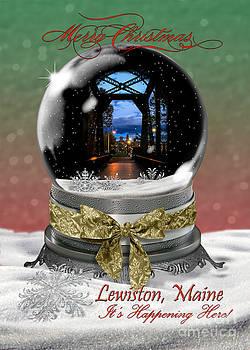 Brenda Giasson - Lewiston Maine Christmas
