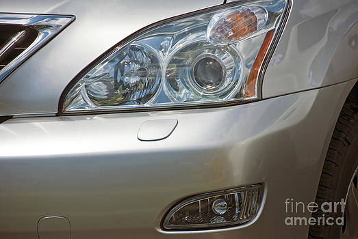 David  Zanzinger - Lexus Front Headlight Automobile