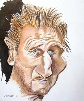 Liam Neeson by Chris Benice