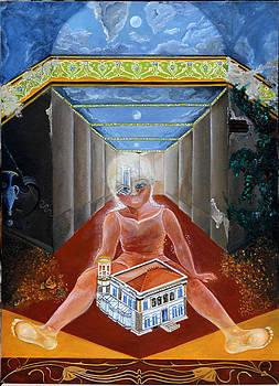 liberty at Villa Favaloro  by Daniela Giordano