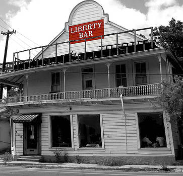 Liberty Bar in San Antonio by Gia Marie Houck