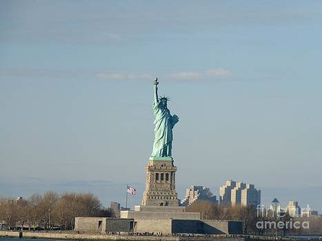 Liberty herself by Julie Koretz