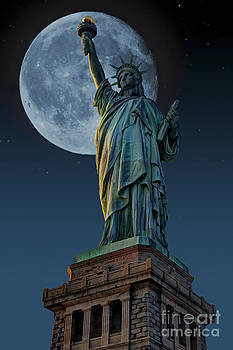 Steve Purnell - Liberty Moon
