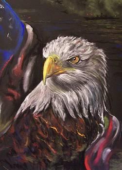 American Pride by Peter Suhocke