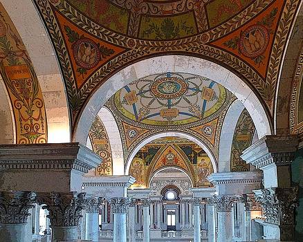 Library of Congress 3 by Linda Russell