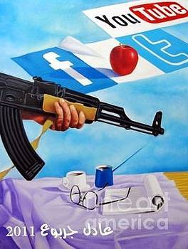 Libyan Revolution February seventeenth 2011 From Facebook to Kalashnikov by Adel Jarbou