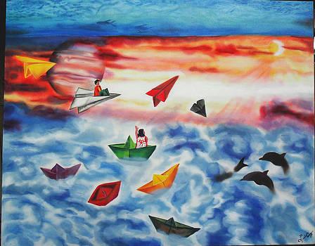 Life in Dreams by Luis Carlos A