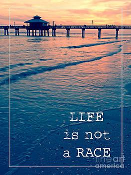 Edward Fielding - Life is not a race