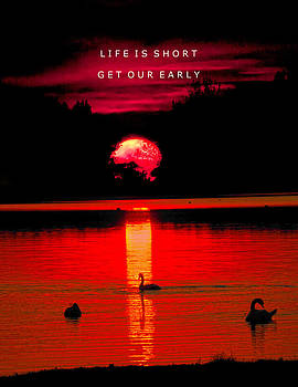 Randall Branham - LIFE IS SHORT GET OUT EARLY