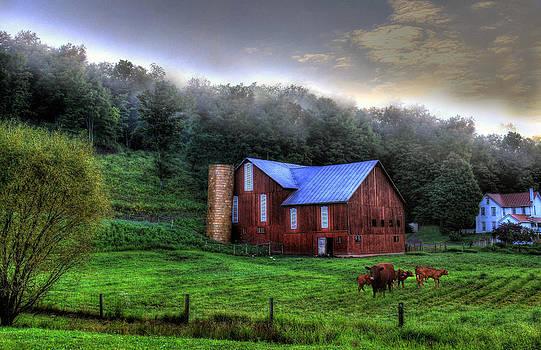Life on the Farm by Sharon Batdorf
