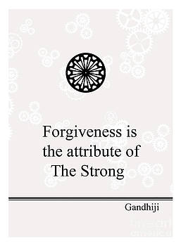 Life Quotes- Gandhiji by Trilby Cole