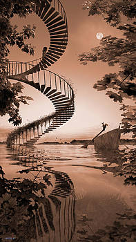 Life Without Stairs by Shinji K
