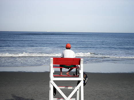 Kate Gallagher - Lifeguard On Duty