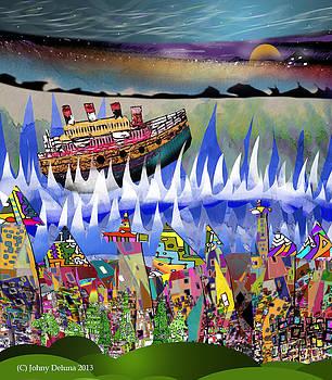 Life's Little Voyage by Johny Deluna