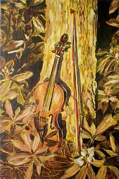 Light And Music by Elena Sokolova