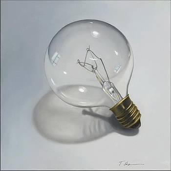Light Bulb by Tina Blondell