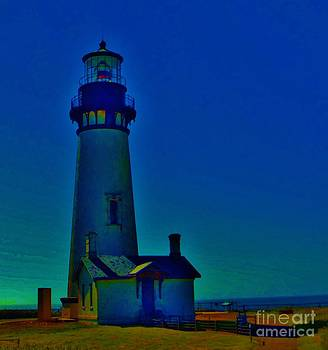 Light House 4 by Larry Campbell
