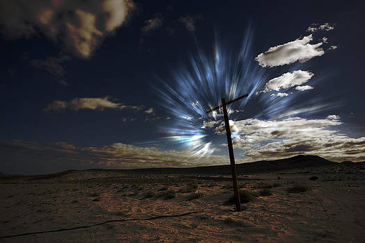 Light In Dark Times by Lawrence Brillon