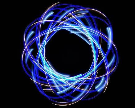 Light Patterns 003 by Todd Soderstrom