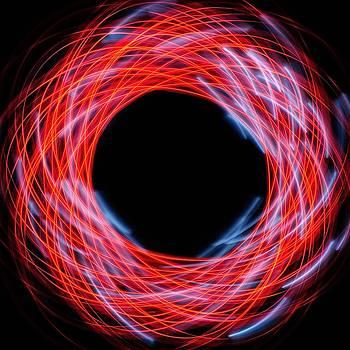 Light Patterns 005 by Todd Soderstrom