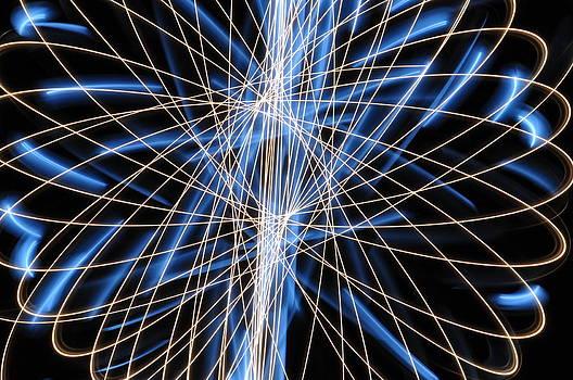 Light Patterns 006 by Todd Soderstrom