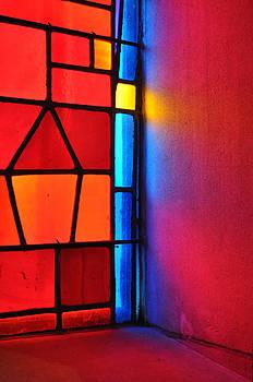Light Peeking in the Corner by Bruce Gourley